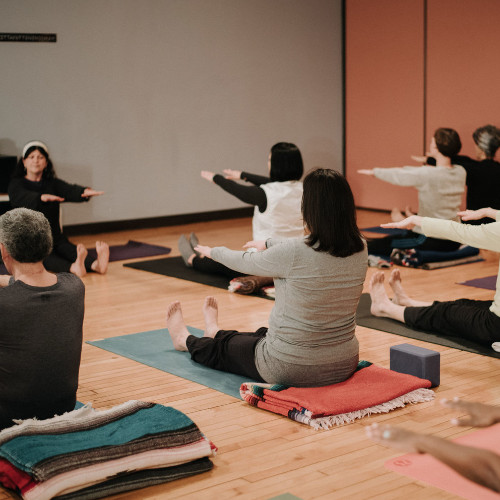 Cultivating Calm and Clarity – In-Studio with Swami Atmarupa (Beverly Singh)